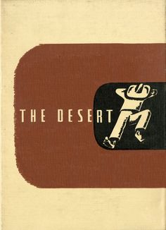 1939 Desert, University of Arizona Yearbook