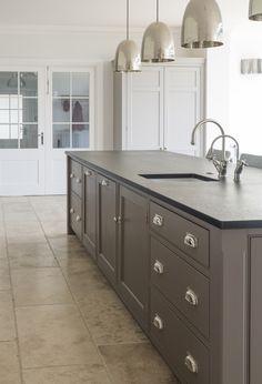 Project: Ashurst House | Kitchen Design: Nickleby | The Nickleby design embodies…