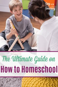 Learning how to homeschool takes time and resources.Here is everything you need to know about how to homeschool. The ultimate guide I wish someone would have told me! Homeschool Blogs, How To Start Homeschooling, Homeschooling Resources, Teaching Skills, Good Parenting, Home Schooling, Kids Learning, Lesson Plans, Curriculum