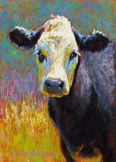 "Daily Paintworks - ""Marie"" - Original Fine Art for Sale - © Rita Kirkman"