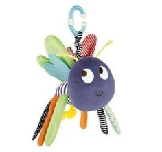 Hot Mamas & Papas rattle teether bed ca the pram crib hanging toy - http://baby.goshoppins.com/toys/hot-mamas-papas-rattle-teether-bed-ca-the-pram-crib-hanging-toy-2/