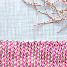 weaving / Hélène Lefeuvre