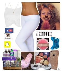 """""""Goodmawnn // Cece"""" by melaninmonroee ❤ liked on Polyvore featuring Topshop, Chanel and Vivienne Westwood"""