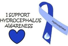 I Support Hydrocephalus Awareness