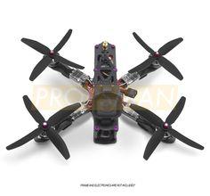 HQProp 5 Inch Quad-Blade Propeller - 5040 (5x4x4)