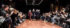 Modeshow i København #mode #show #mode #fashion #catwalk #model photography #model photoshoot #models #jeanphillip #designer #design #børsen