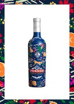 Maison Kitsuné x Pernod Absinthe