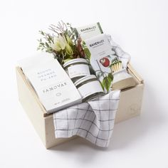 Thoughtful Gesture Deluxe Gift Box by Simone LeBlanc