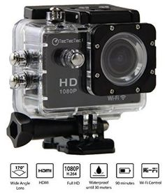Waterproof Photo & Video Cameras Cameras waterproof TecTecTec