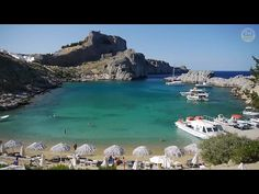 29 Amazing Beaches of Rhodes Island, Greece - 13 min. - YouTube