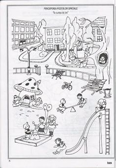 Album Archive - pregatirea pentru scoala a copilului prescolar -matematica Album, Kindergarten, School, Character, Math Activities, Creativity, Ideas, Computer File, Kindergartens