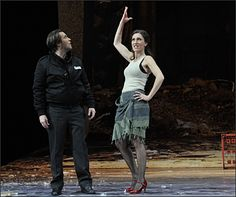 Oper Carmen an der Komischen Oper Berlin