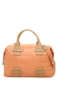 #fashion Peach Tote / Allibelle...