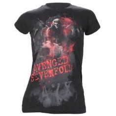 Avenged Sevenfold Dreamscape Jr T-shirt