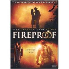 """""""Fireproof"""" - own the movie that reignited marriages across the world. Great movie!!!"""