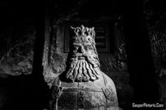 Wieliczka Salt Mine – the Polish Moria that wasn't built by Dwarves