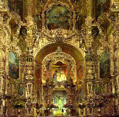 Ixtlan de Juarez, Oaxaca, Mexico