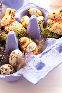 Home Crafts, Diy And Crafts, Do It Yourself Projects, Small Gifts, Feel Good, Bunny, Easter, Egg, Events