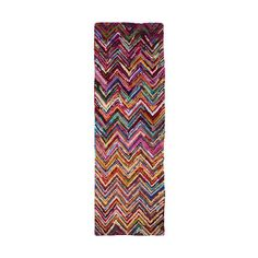 Surya Boh2000 811 Boho 8 X 11 Rectangle Cotton Hand Hooked 845 Liked On Polyvore Featuring Home Rugs Area Purple