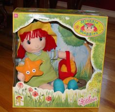 Maggie Raggies Doll, Zapf Creations, NIB