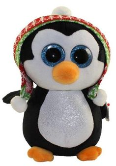 Beani Boo's are always a hit! Holiday Gift Guide, Holiday Gifts, Holiday Decor, Penguins, Knitted Hats, Beanie, Christmas Ornaments, Knitting, Xmas Gifts