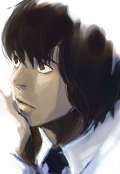 Matsuda, Death Note. In his first appearance in episode 3 he SUPPORTED Kira. My mind is blown.