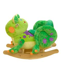 Fergie Frog Rocker   Daily deals for moms, babies and kids