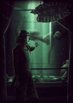 LOVE THIS!!!!!! Freakshow or Mermaids....