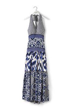 The Eva Mendes Collection Maria Brocade Dress.