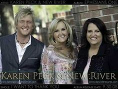 I Want To Thank You | Karen Peck & New River