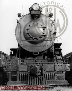 VGN Class MC- A 483 Front View at Roanoke,VA July 1,1956