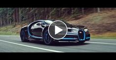 BUGATTI Chiron 0-400-0 km/h in 42 seconds A WORLD RECORD #IAA2017