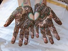 Divya's Mehndi by Alice In Wonderland