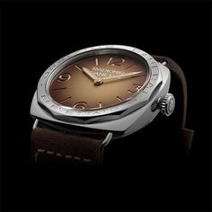 PAM00687 Radiomir 3 Days Acciaio 47 mm in stainless steel case holds hand-wound P.3000 movement