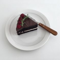 Kawaii Cooking, Good Food, Yummy Food, Cafe Food, Sweet Cakes, Aesthetic Food, Pretty Cakes, Dessert Recipes, Desserts