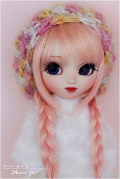 Sweet Custom Pullip Doll by Poison Girl  #doll #pullip #custom   visit http://poisongirldolls.com