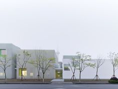 atelier deshaus: youth center in quingpu, shanghai