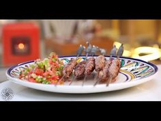 Beef, Watch, Unique, Youtube, Chopped Salads, Skewers, Fennel, Lettuce Romaine