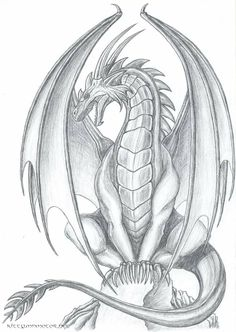 Ruth Thompson's Dragon by MetalDragoness on DeviantArt