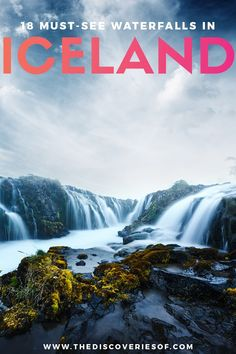 18 Iceland waterfall