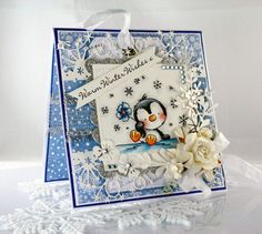 Lily of the Valley Stamps Penguin | Evernote Web