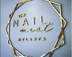 Laser Cut Signage, Laser Cut Mdf, Personalized Neon Signs, Custom Neon Signs, Personalised Jigsaw Puzzle, Youre Like Really Pretty, Custom Business Signs, Salon Signs, Gold Nursery