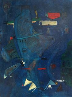 Best Buy Abstract Paintings Online by Prasad Mane 'Amalgamation Oil on Canvas Paintings available in India on Artzyme. Buy Paintings Online, Online Painting, Rio Grande Do Sul, Indian Contemporary Art, Affordable Art, State Art, Art Deco Fashion, Oil On Canvas
