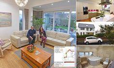 The four-bedroom house that costs just £15 a year to run