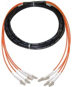 LC-LC 9/125 Singlemode 150M Indoor Outdoor Fiber Cable for Blackmagic ATEM TV by Ultra Spec Cables. $499.99. Suitable for both indoor and outdoor use  LC connectors INSTALLED, 4 simplex LC connectors on each side (any connector type install same price~ ! )  Flame-retardant for indoor installations.  Fungus-resistant, water-resistant and UV-resistant for outdoor use.  Can be armored for additional protection in buried and overhead installations.  Compact design for...