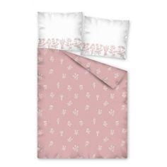 Ružové posteľné obliečky s kvetmi Floral Tie, Fashion, Moda, Fashion Styles, Fashion Illustrations