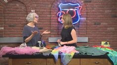 Halloween is approaching. Kids'll need costumes. But realistically, kids need costumes all year long. Sarah Baldwin from Bella Luna Toys in Rockland shares her tips for evergreen costumes.