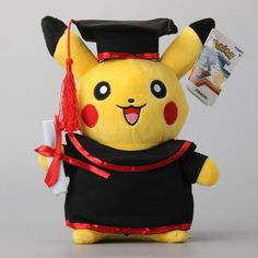 Are you looking for a perfect gift for graduation? If they love Pokemon then this might be the one! - This is perfect for any Pokemon Collectors! - While Supplies Last! Limit 10 Per Order Please allow