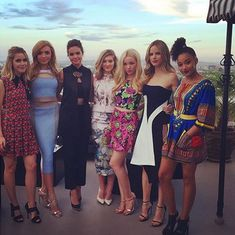 Photos: Sabrina Carpenter, Rowan Blanchard, Dove Cameron, Peyton List & More At…