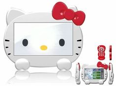 Hello Kitty GPS I need this! I'm always getting lost!